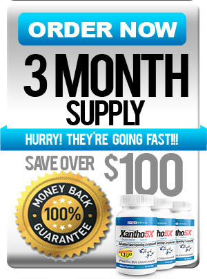 Order three Months of Xantho Rx Now