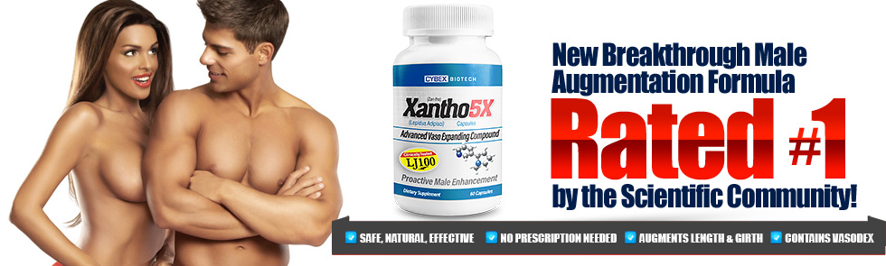 New Breakthrough Male Augmentation Formual Rated # 1 by the Scientific Community